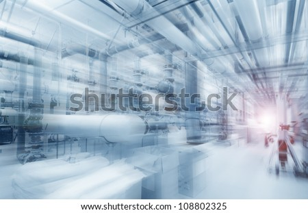 Mechanical Systems - stock photo