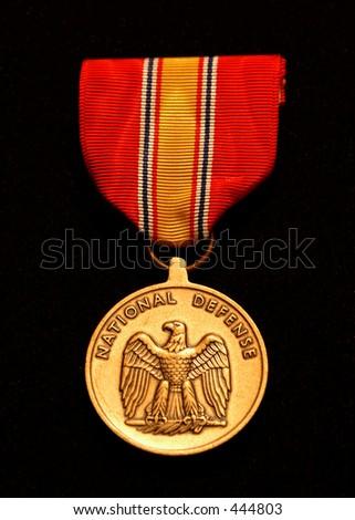 Medal II - stock photo