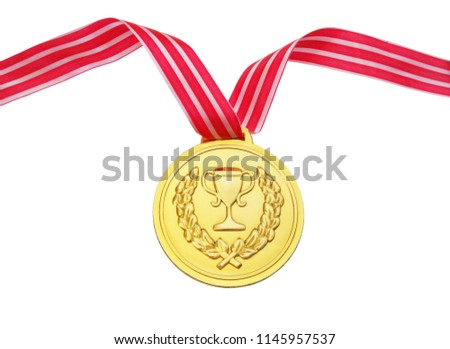 stock-photo-medal-with-red-ribbon-isolat