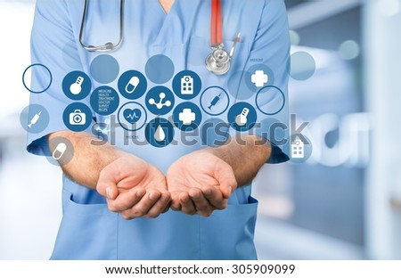 Medical. - stock photo