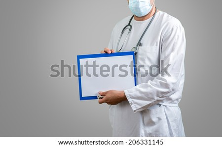 medical doctor file