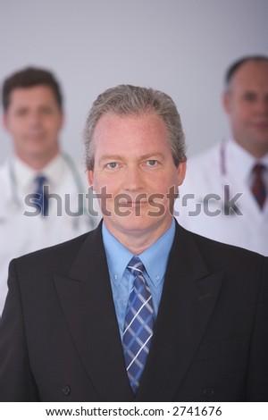 Medical doctors - stock photo