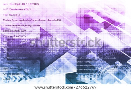 Medical Education Technology and Services as Art - stock photo