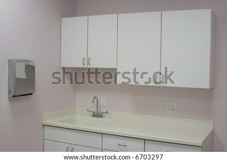 Medical Office - stock photo