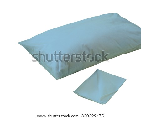 Medical pillow and case