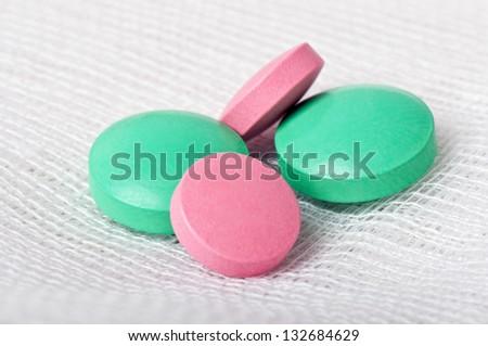 medical pills - stock photo