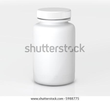 Medicine Box - stock photo