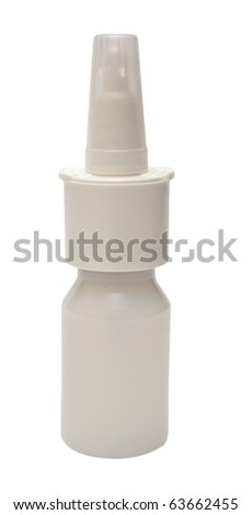 medicine isolated on white background - stock photo