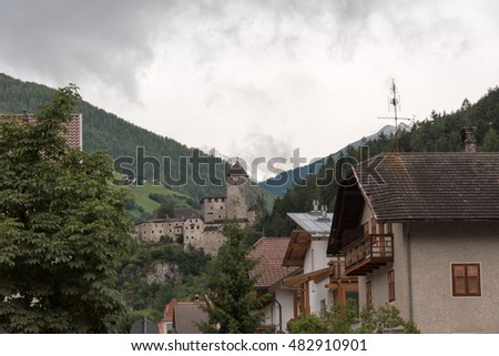 Medieval Castle in South Tyrol