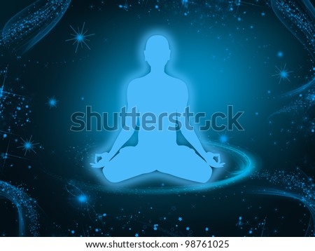 Meditation background