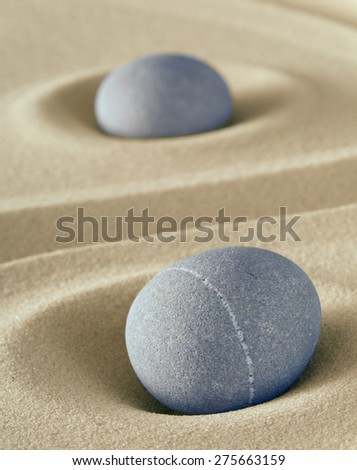 meditation background japanese zen garden sheng fui and tao buddhism concept for relaxation spirituality harmony and concentration conceptual for spa and wellness treatment - stock photo