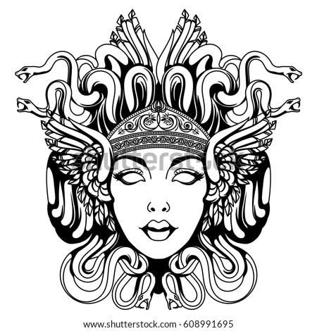 a perfect circle logo octopus