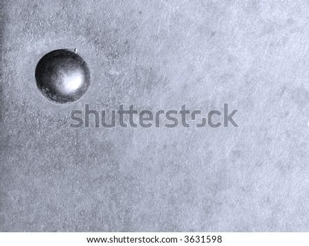 melal textured background - stock photo