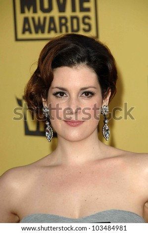 Melanie Lynskey at the 15th Annual Critic's Choice Awards, Hollywood Palladium, Hollywood, CA. 01-15-10