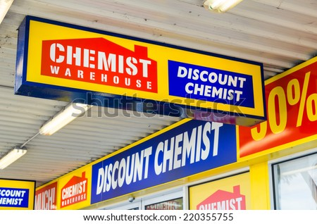 Cheap chemists