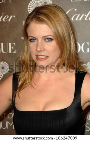 Melissa Joan Hart  at the 2nd Annual Art of Elysium Black Tie Charity Gala 'Heaven'. The Vibiana, Los Angeles, CA. 01-10-09