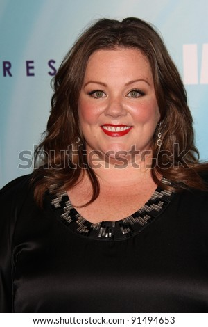 Melissa McCarthy at the Women In Film's 2011 Crystal + Lucy Awards, Beverly Hilton hotel, Beverly Hills, CA. 06-16-11