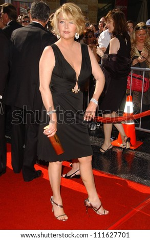 Melody Thomas Scott at the 34th Annual Daytime Emmy Awards. Kodak Theater, Hollywood, CA. 06-15-07