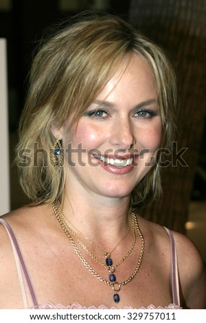Melora Hardin at the Los Angeles premiere of 'Sideways' held at the Academy of Motion Pictures Arts and Sciences in Beverly Hills, USA on October 12, 2004.