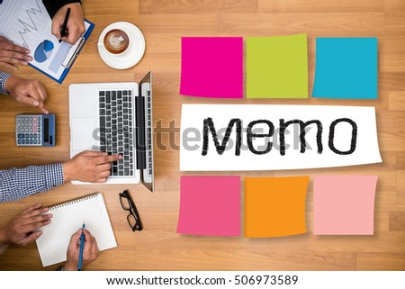 Memos Stock Images RoyaltyFree Images  Vectors  Shutterstock