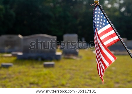Memorial - stock photo