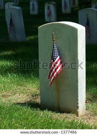 Memorial day - stock photo