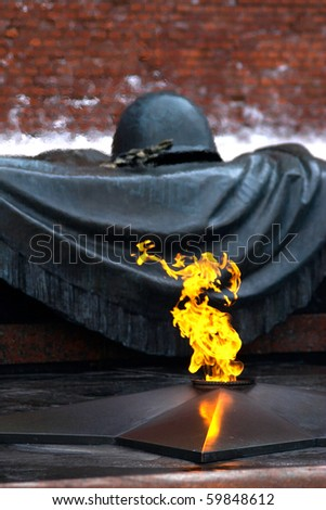 Memorial to the Unknown Soldier in Moscow (World War II)