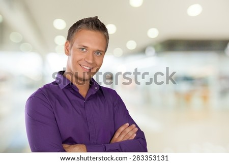 Smiling Man Stock Photo 313056824 - Shutterstock