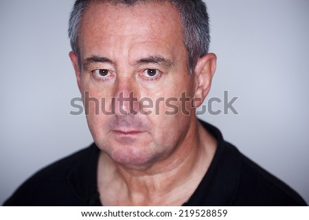 Men Portrait - stock photo