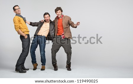 Men's matter - stock photo