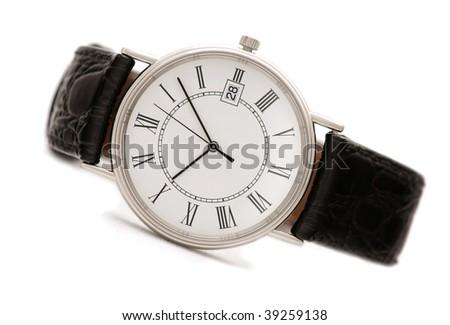 Men's watches - stock photo