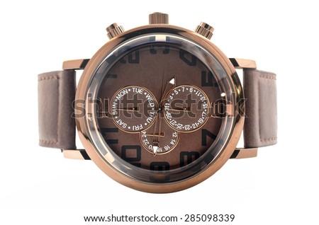 Men's Wrist Watches - stock photo