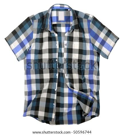 men shirt - stock photo