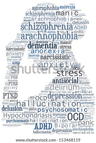 mental health cognitive disorders Cognition is a word that mental health professionals use to describe the wide  range of mental actions that we rely on every day cognition involves many.