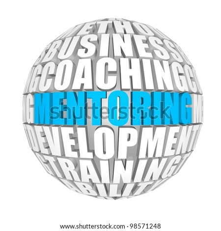 mentoring - stock photo