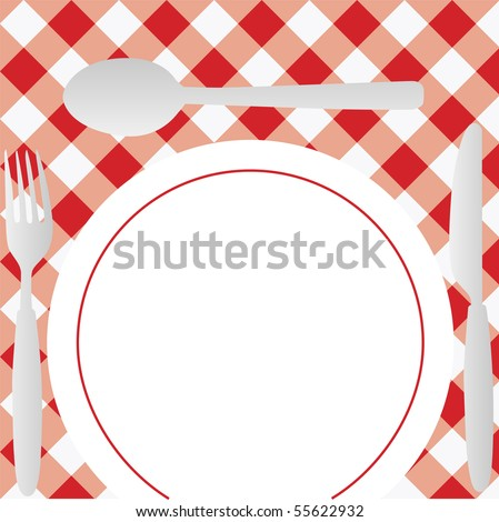 Menu Card - stock photo