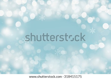 Merry Christmas and Happy New Year. New Year background - stock photo