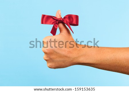 Merry Christmas like concept - stock photo