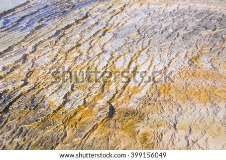 Mesa Rock Formation - stock photo