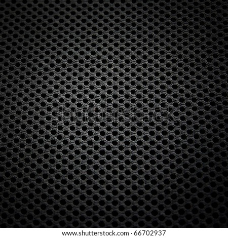 mesh fiber Synthetic texture. Uneven diffuse lighting version. Design component - stock photo