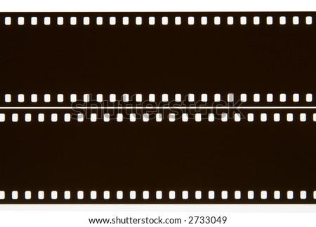 Message Bord of Film-B - stock photo