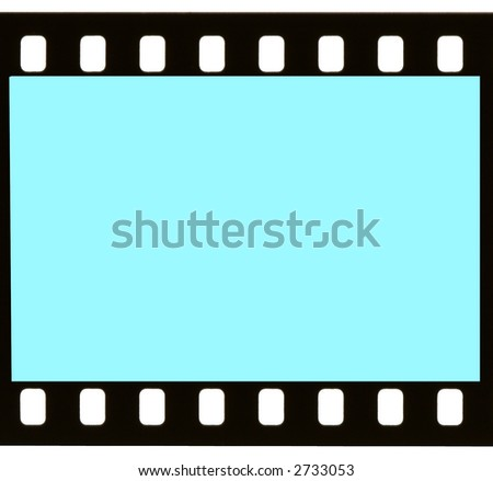 Message Bord of Film-F - stock photo