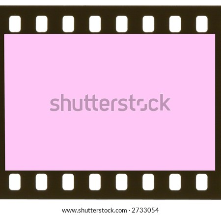 Message Bord of Film-G - stock photo