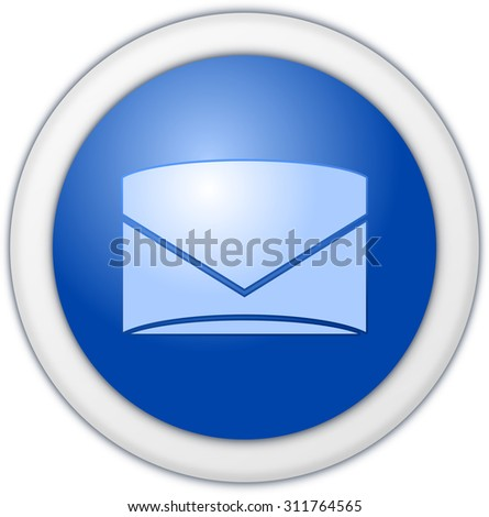 Message button blue