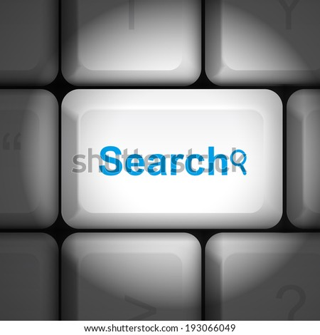 message on keyboard enter key, for search concepts