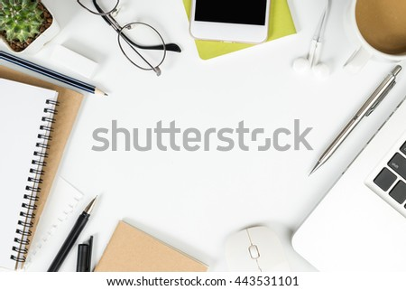 https://thumb7.shutterstock.com/display_pic_with_logo/3446549/443531101/stock-photo-messy-student-desk-with-computer-and-it-gadgets-and-other-supplies-top-view-with-copy-space-flat-443531101.jpg