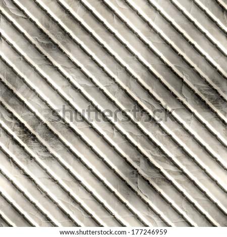 Metal Background. Construction for your design