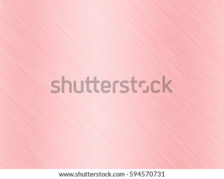 Rose Gold Background Stock Illustration 519962491