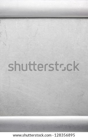 metal background texture old surface - stock photo