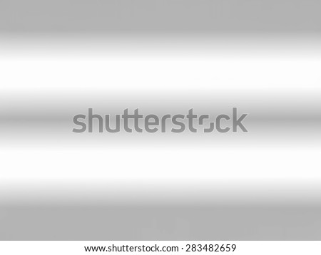 Metal background with reflection